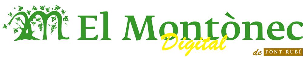 Logo El Montònec de Font-rubí